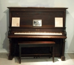 Lily Langtry's traveling piano.